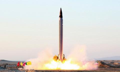 Иран впервые нанёс удар балл…