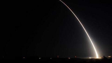 Кому адресована американская ракета: к испытанию Minuteman III. Александр Хроленко