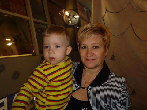 Лариса Литвинова