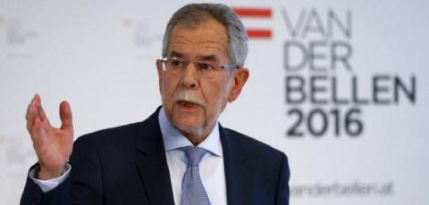 Новым президентом Австрии ст…