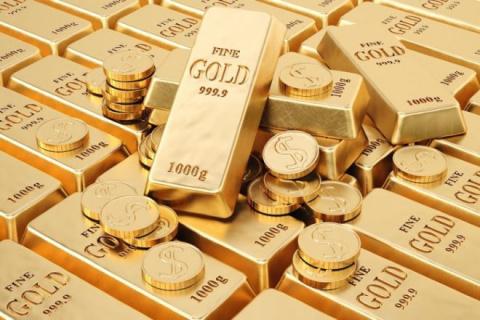 Россия и Китай на стороне золота