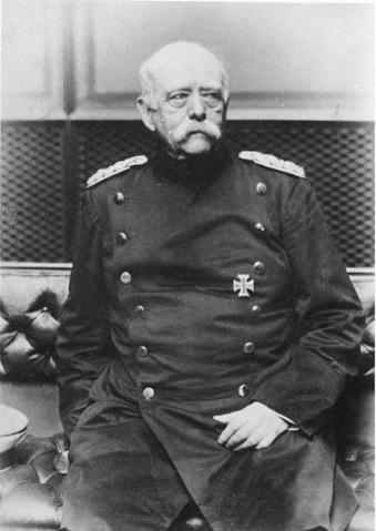 Отто фон Бисмарк о России