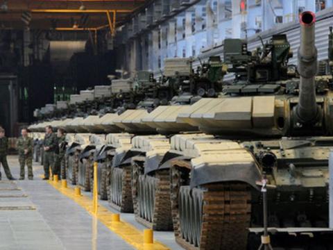 Антикоррупционное бюро выдало фото «Уралвагонзавода» за снимок Львовского бронетанкового завода