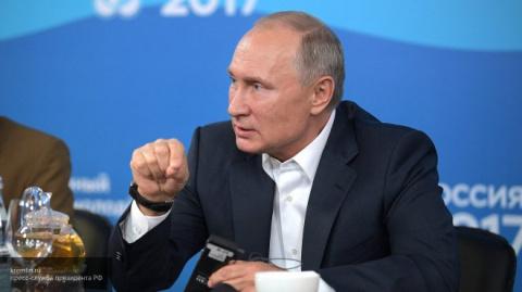 Признал значимость Российской экологической недели президент Путин