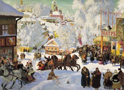 ИНТЕРЕСНЫЕ ФАКТЫ КУЛЬТУРЫ И БЫТА РОССИИ XVII ВЕКА