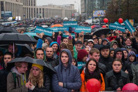 Онижедети Навального: 14-лет…