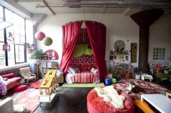 Бохо - один из самых ярких стилей в интерьер.