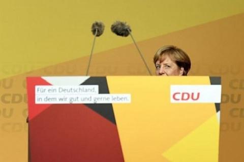 Шаткая победа Меркель. Трево…