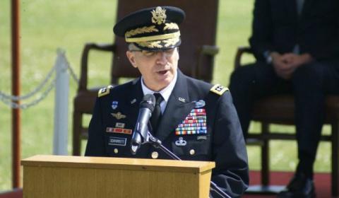 Генералу из США посоветовали заткнуться о роли России в Карабахском конфликте