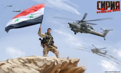 Игру «Сирия: Русская буря» удалили из Steam