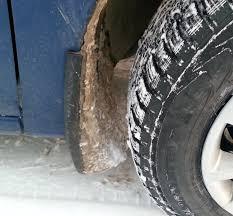 Часто ли вы меняете брызговики у своего авто?