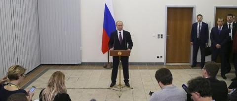 Плохие новости для Порошенко: Путин впервые официально заявил о республиках на Донбассе