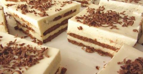 Шикарный торт без выпечки за…