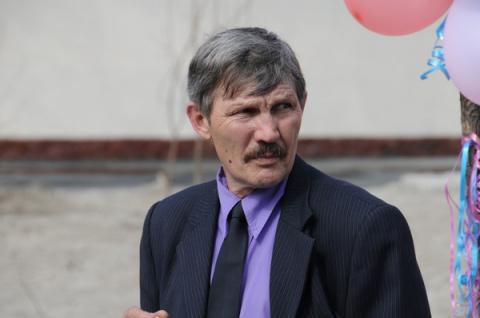 Михаил Шаповалов