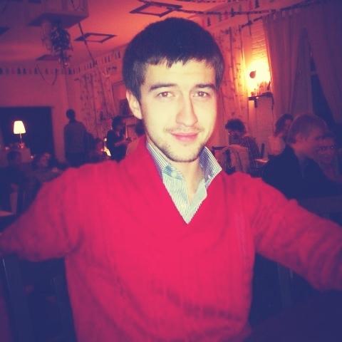 Алексей Слюсарев