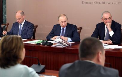 Путин: русский язык должен з…