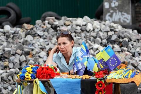 На Украине признали, что евр…