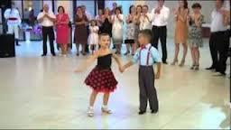 ПОСИДЕЛКИ ТАНЦЕВАЛЬНЫЕ. Танцуют дети