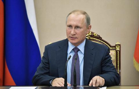 Путин изменил численность Во…