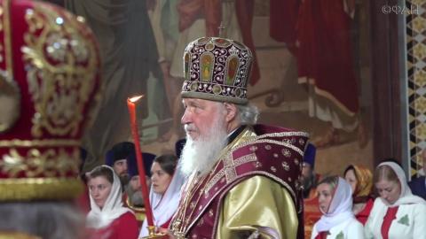 Патриарх Кирилл посетит Сред…