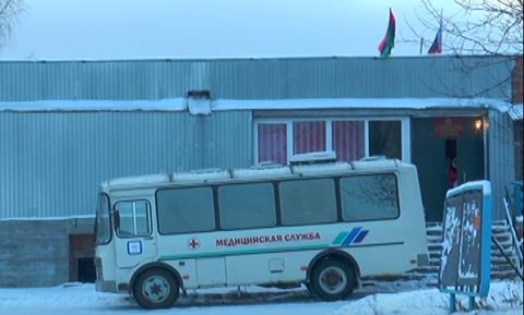 В Карелии медики вынуждены принимать пациентов в автобусе поле закрытия амбулатории