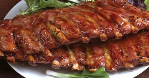 Бараньи ребрышки — рецепты в…
