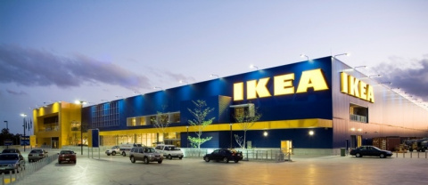 IKEA направила жалобу в связ…