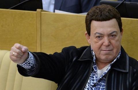 Кобзон: Донбасс не хочет отд…