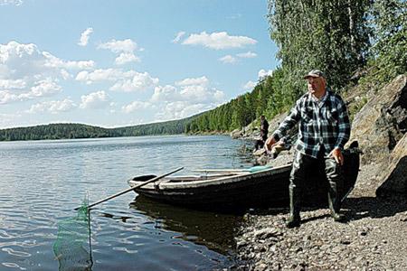 80. Водоемы для рыбалки на Урале