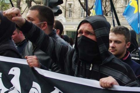 Нацисты в Одессе жрут друг друга