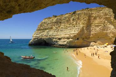 Пляжный отдых в Португалии