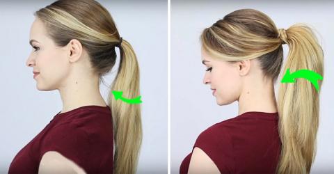 Как делать причёски правильно?