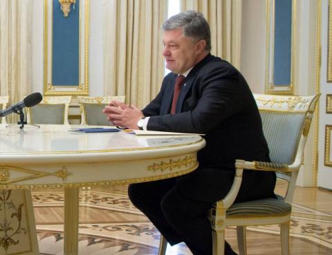 Порошенко: «Кремлю никогда н…