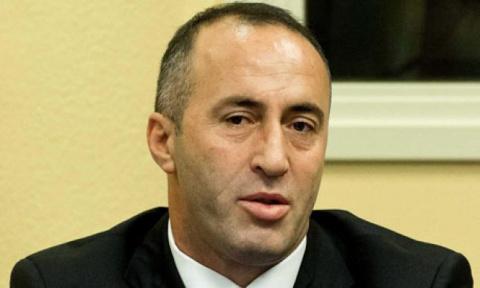 Французский суд освободил албанского военного преступника Рамуша Хардиная