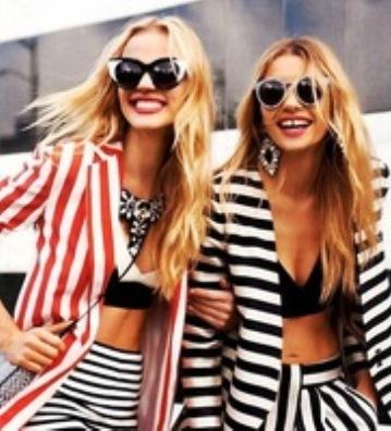 Маленькие секреты одежды — как зрительные иллюзии могут сбалансировать вашу фигуру