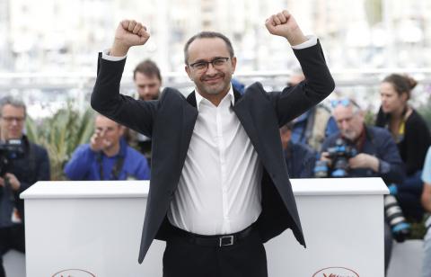 Андрей Звягинцев лично презе…