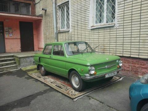Коллекция автомобильных приколов