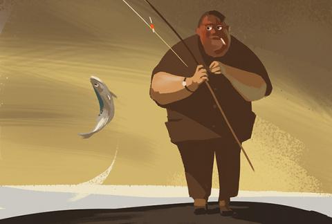 Рыбак и ГАИшник