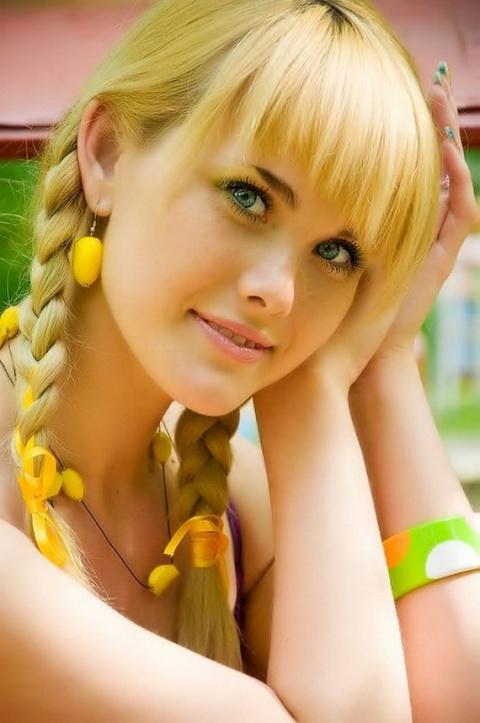 Портреты красивых девушек лу…