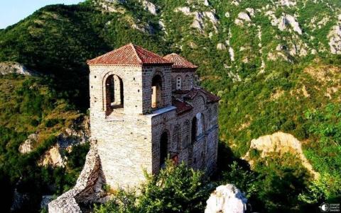 Асенова крепость в Болгарии