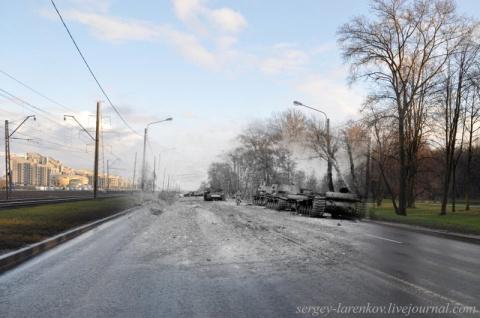 Трагедия 124-й танковой бригады