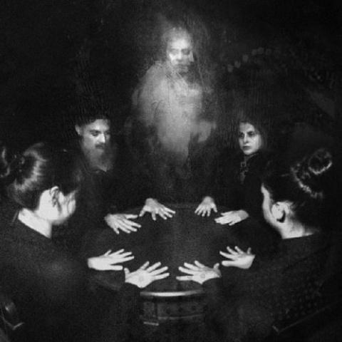 Пугающие фото со спиритическ…