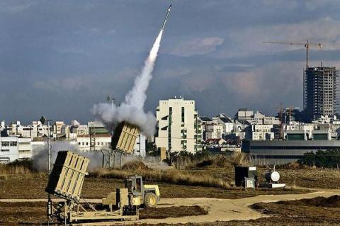 В Израиле ракета, запущенная…