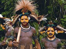 Папуа - Новая Гвинея: Территория Людоедов