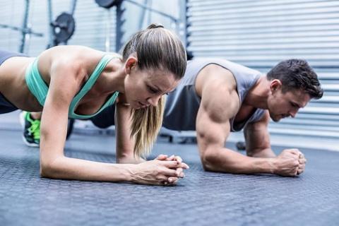 Планка — лучшее упражнение н…
