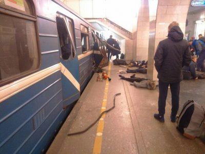 Теракт в Питере для Майдана …
