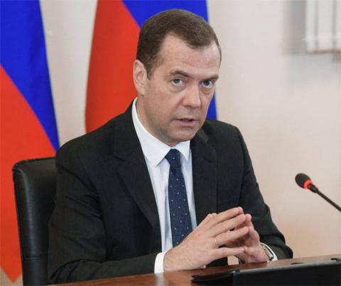 """Медведев - Навальному: """"Это …"""