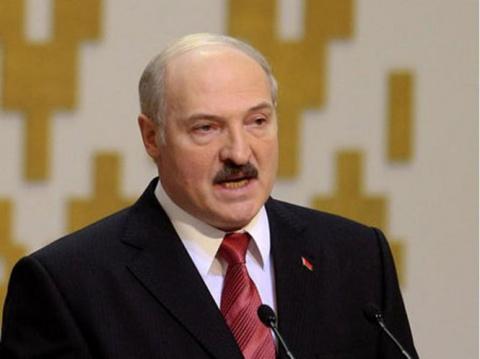 Президент Белоруссии Алексан…