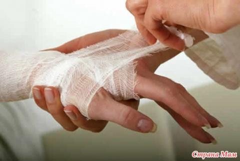 Раны и ожоги: правила первой помощи и лечения