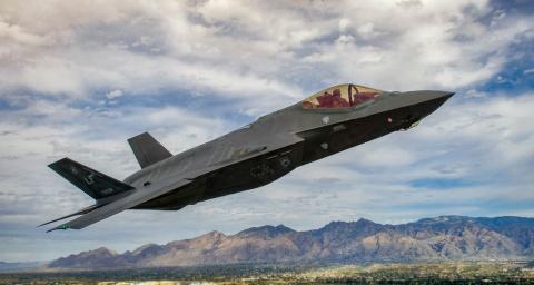 Как фанера над Парижем: F-35…